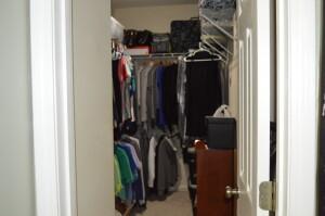 Very Large Walk in Closet