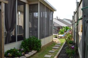 26 Backyard Side 2